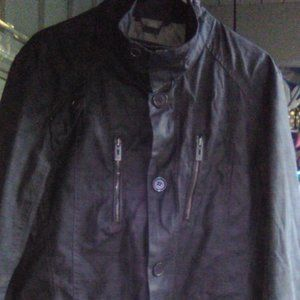Men's NWOT GUESS Rain/Field Coat,